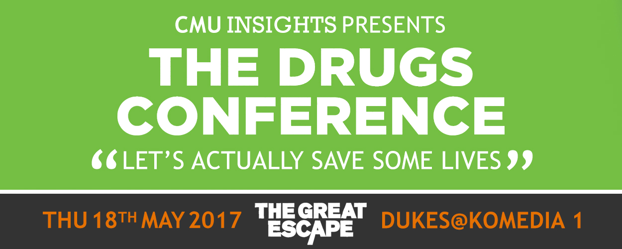 Drugs Conference TGE
