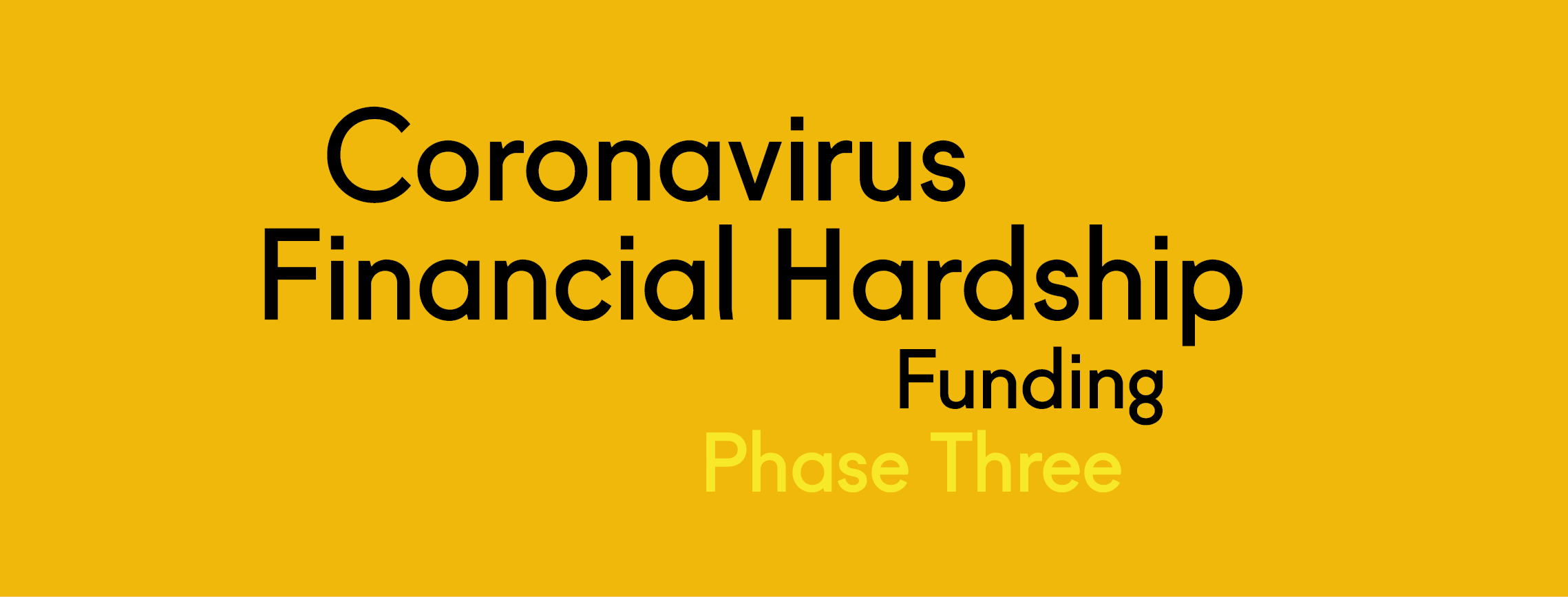 Help Musicians Hardship Fund Phase 3 announcement