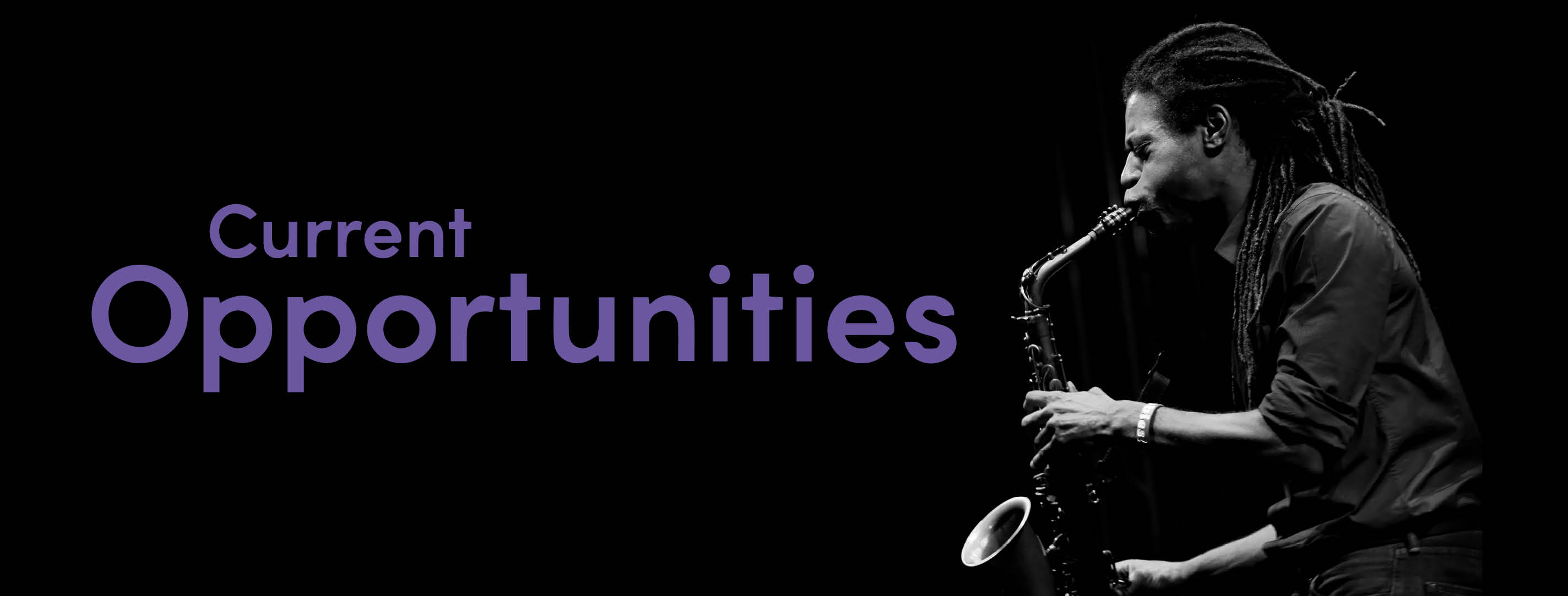 Creative Programme - Current Opportunities