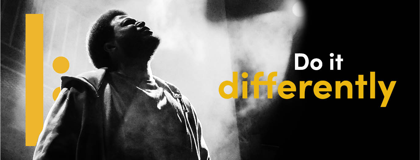 Creative Programme - CO - Do it Differently Fund