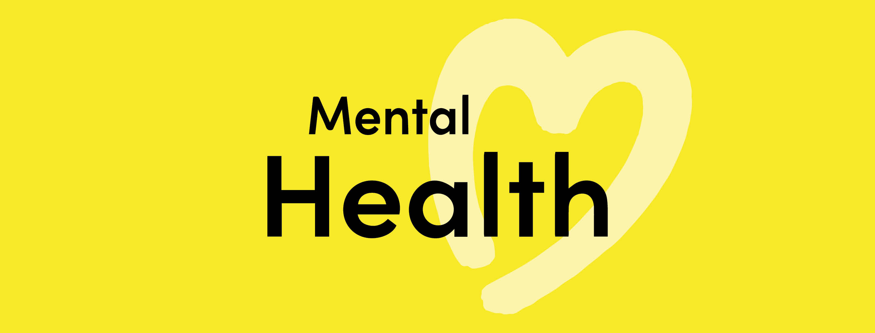 Health & Welfare - Mental Health