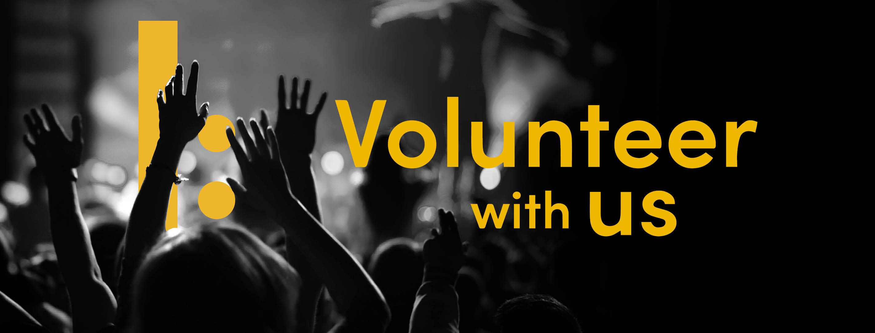Support Our Work - Volunteer