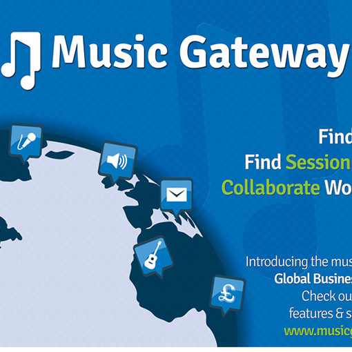 Global platform, Music Gateway, provides new opportunities for musicians