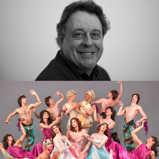 Our Chairman fundraises for us as guest ballet star