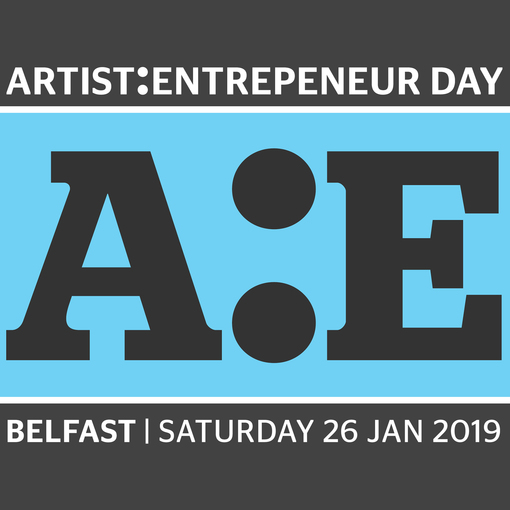 Help Musicians NI proud to support Artist:Entrepreneur Day in Belfast