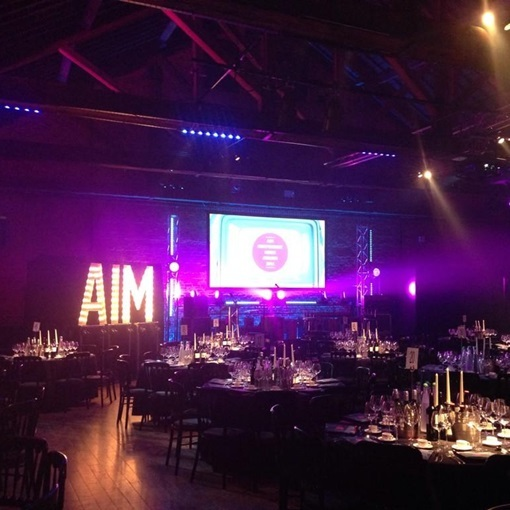 Independent music celebrated at AIM Awards ceremony