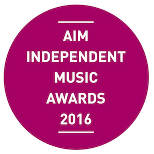 Charity partnership announced with AIM Independent Music Awards