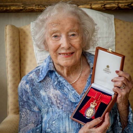Celebrating 100 years of Dame Vera Lynn