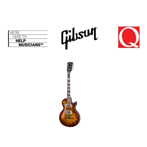 HMUK, Gibson Guitars & Q Magazine team up for the ultimate competition
