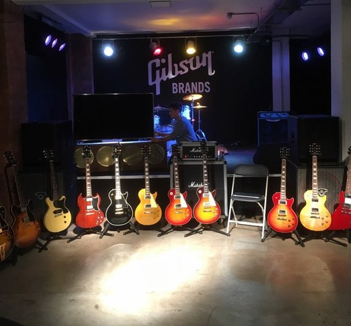 Win a chance to attend a Gibson Guitar Workshop