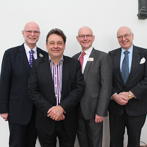 Help Musicians UK welcomes Graham Sheffield as Chairman