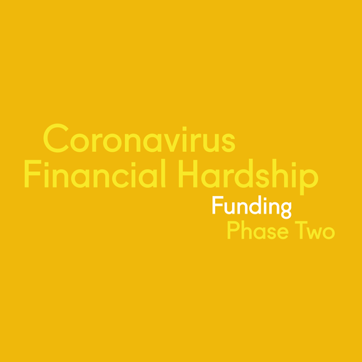 Second phase of charity's Covid-19 Financial Hardship Funding launched