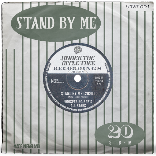 Bob Harris OBE releases Allstar cast cover of Stand By Me in support of Help Musicians