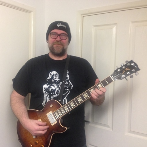 HMUK, Q Magazine & Gibson guitar competition giveaway winner!