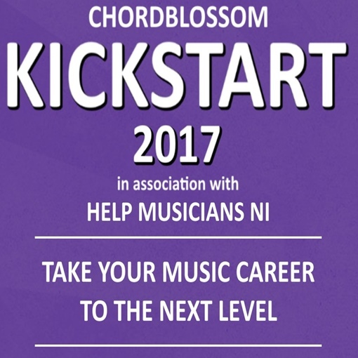 HMNI and Chordblossom present 'Kickstart' competition 2017