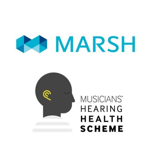 Marsh continue to support the Musicians' Hearing Health Scheme