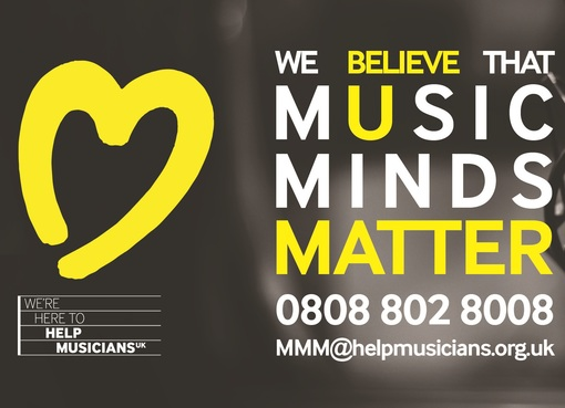HMUK to highlight Music Minds Matter service on World Mental Health Day 2018