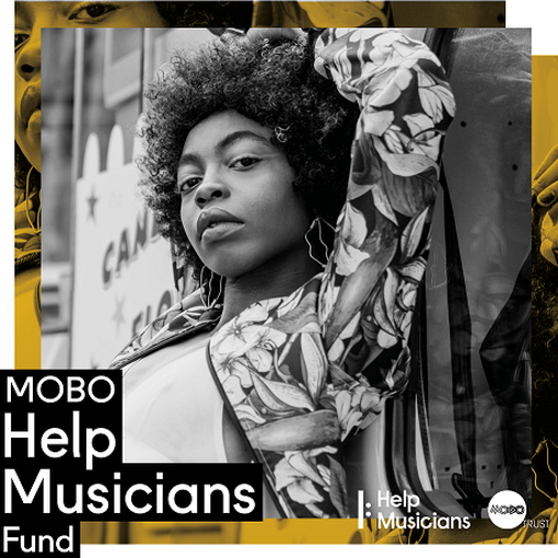 MOBO Help Musicians Fund announces new cohort of artists to receive creative funding, business and wellbeing support