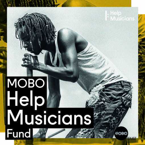 MOBO Help Musicians Fund expands in fourth year of partnership