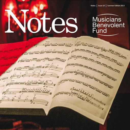 Read our latest edition of Notes