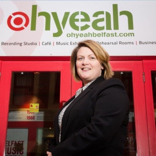 New CEO at Oh Yeah Music Centre