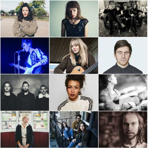 12 Artists Selected for Final Round of EAF