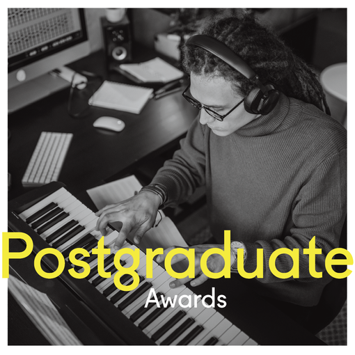 Music performance postgraduate degree support available