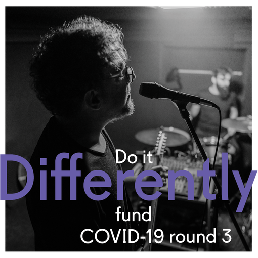 53 acts supported to progress their careers through Do it Differently Fund Round 3