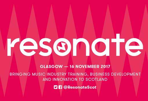 HMUK offers bursary for Resonate Glasgow