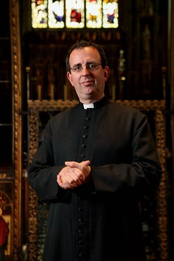 The Reverend Richard Coles confirmed for Help Musicians UK's flagship event – the 72nd annual Festival of St Cecilia