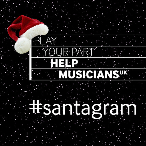 Get involved with #santagram and help spread the word this Christmas