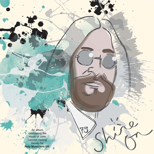'Shine on' album released on John Lennon's 75th birthday in support of Help Musicians UK