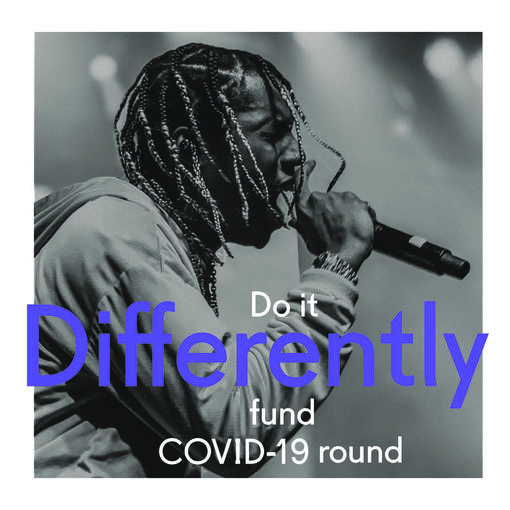 Adapted round of Do It Differently Fund now open for applications