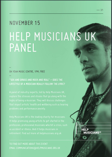 Announcing our expert panel for Sound of Belfast