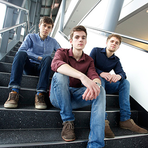 Introducing Stretch Trio, Our 2014 Peter Whittingham Jazz Award winners