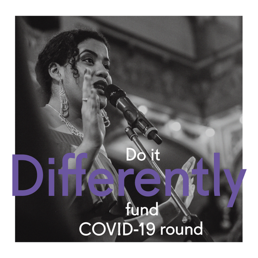 46 acts supported by latest round of Help Musicians' adapted Do It Differently Fund