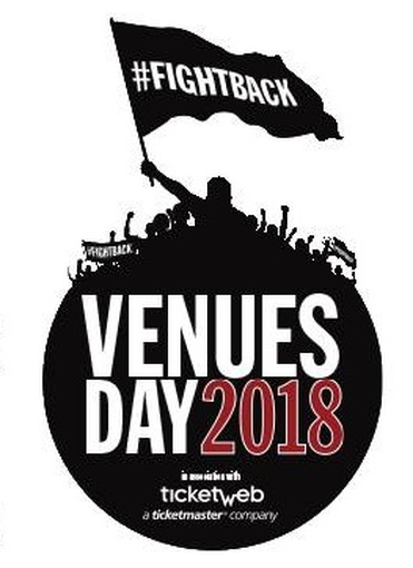 Help Musicians UK partners with Music Venue Trust at Venues Day 2018
