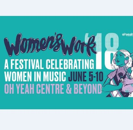 Women's Work Festival kicks off with Help Musicians Northern Ireland as Principal Partner
