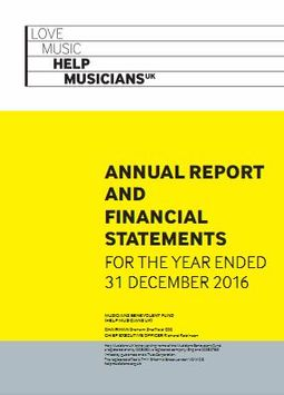 Annual Report & Financial Statements 2016
