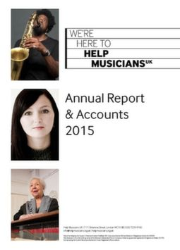 Annual Report & Accounts 2015